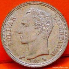 Monedas antiguas de América: VENEZUELA, 50 CÉNTIMOS, 1960. PLATA. (991). Lote 248074735