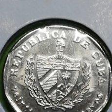 Moedas antigas da América: 25 CENTAVOS DE 2003. REPÚBLICA DE CUBA. BC. Lote 252515410