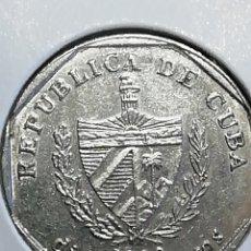 Moedas antigas da América: 10 CENTAVOS DE 1999 DE REPÚBLICA DE CUBA.. Lote 252516005