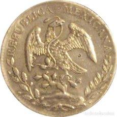 Monedas antiguas de América: MÉXICO. 8 REALES. 1.888 (RR) GUANAJUATO. PLATA. Lote 252676795