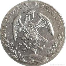 Monedas antiguas de América: MÉXICO. 8 REALES. 1.889 (MH) MÉXICO. PLATA. Lote 252767025