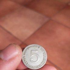 Monedas antiguas de América: MONEDA DE 5 CINCO CENTESIMOS DE BALBOA 1932 REPUBLICA DE PANAMA MUY BUEN ESTADO. Lote 252778660