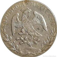 Monedas antiguas de América: MÉXICO. 8 REALES. 1.890 (MH) MÉXICO. PLATA. Lote 252846455