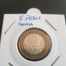 Moedas antigas da América: CUBA 5 PESOS CONVERTIBLES 1999 CHE GUEVARA. Lote 252960570