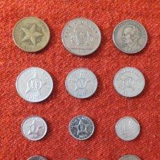 Monedas antiguas de América: CUBA - MONEDAS DIVERSAS. Lote 253789145