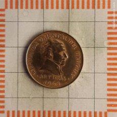 Monete antiche di America: 10 PESOS, URUGUAY. 1968 . (KM#51).. Lote 254422990