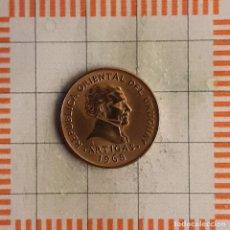 Monete antiche di America: 5 PESOS, URUGUAY. 1968 . (KM#50).. Lote 254425250