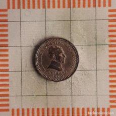 Monete antiche di America: 25 CENTÉSIMOS, URUGUAY. 1960. (KM#40).. Lote 254430175