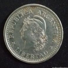 Monedas antiguas de América: MONEDA DE 1 PESO ARGENTINA AÑO 1957. Lote 254457480