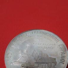 Monedas antiguas de América: CUBA 20 PESOS.140 ANIVERSARIO DEL FERROCARRIL ESPAÑOL. 2 OZ AG.0.999.. Lote 254463915