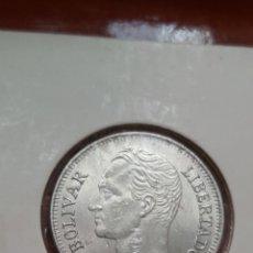 Monedas antiguas de América: VENEZUELA 1 BOLÍVAR 1989. Lote 254680500