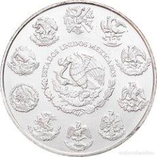 Monedas antiguas de América: MONEDA, MÉXICO, LIBERTAD, ONZA, TROY OUNCE OF SILVER, 2012, BULLION, SC+, PLATA. Lote 254682495