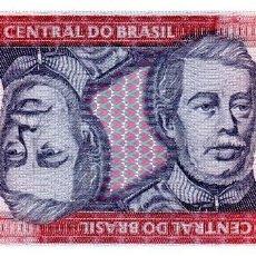 Monedas antiguas de América: BILLETE DE BRASIL DE 100 CRUZEIROS EN PERFECTO ESTADO. Lote 257387500
