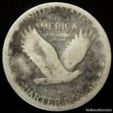 Monedas antiguas de América: EEUU, 1/4 DE DOLAR, 1926 - 24 MM / 5.82 GR.. Lote 257492530