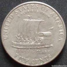 Monedas antiguas de América: MONEDA - EEUU / ESTADOS UNIDOS / USA CONMEMORATIVA 5 CENT 2004 D - ENVIO GRATIS A PARTIR DE 35€. Lote 257500145