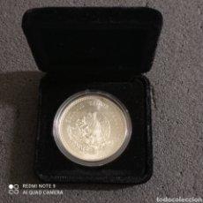 Monedas antiguas de América: MONEDA DE PLATA - CINCO PESOS. Lote 258774595
