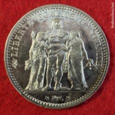 Monedas antiguas de América: MONEDA FRANCIA 5 FRANCOS FRANCESES 1873 PLATA EBC ORIGINAL C4. Lote 258939830