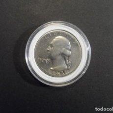 Monedas antiguas de América: QUARTER DOLLAR DE PLATA. ESTADOS UNIDOS DE AMERICA. AÑO 1943. Lote 260344255