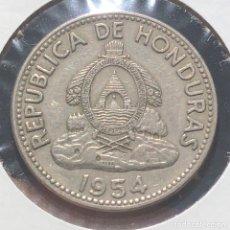 Monedas antiguas de América: HONDURAS 10 CENTAVOS 1954 LINDA CONDICIÓN. Lote 260852590