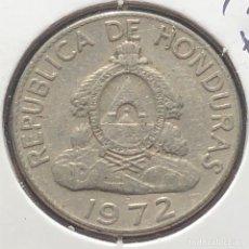 Monedas antiguas de América: HONDURAS 5 CENTAVOS 1972 NICE CONDITION. Lote 260852715