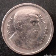 Monedas antiguas de América: MONEDA ARGENTINA 50 CENTAVOS AÑO 1952. Lote 261168845