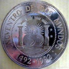 Monedas antiguas de América: ARGENTINA, 1000 AUSTRALES 1991 (KM#106)./ 27 GR, PLATA DE 0,925 MM. (VER DESCRIPCIÓN Y FOTOS).. Lote 261997250