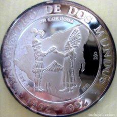 Monedas antiguas de América: NICARAGUA, 1 CÓRDOBA 1991 (KM#77)./ 27 GR, PLATA DE 0,925 MM. (VER DESCRIPCIÓN Y FOTOS).. Lote 262003075