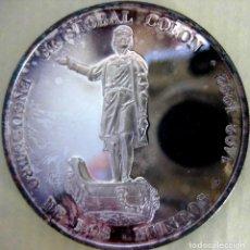 Monedas antiguas de América: VENEZUELA, 1100 BOLIVARES 1991 (Y#68)./ 27 GR, PLATA DE 0,925 MM. (VER DESCRIPCIÓN Y FOTOS).. Lote 262004650