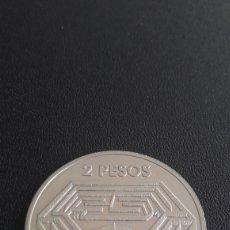 Monedas antiguas de América: MONEDA ARGENTINA CONMEMORATIVA AÑO 1999 JORGE LUIS BORGES. Lote 262005890