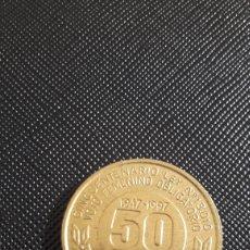 Monedas antiguas de América: MONEDA ARGENTINA CONMEMORATIVA AÑO 1997 EVA DUARTE DE PERON. Lote 262138150