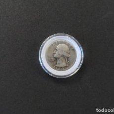 Monedas antiguas de América: QUARTER DOLLAR DE PLATA. ESTADOS UNIDOS DE AMERICA. AÑO 1940. Lote 262925220