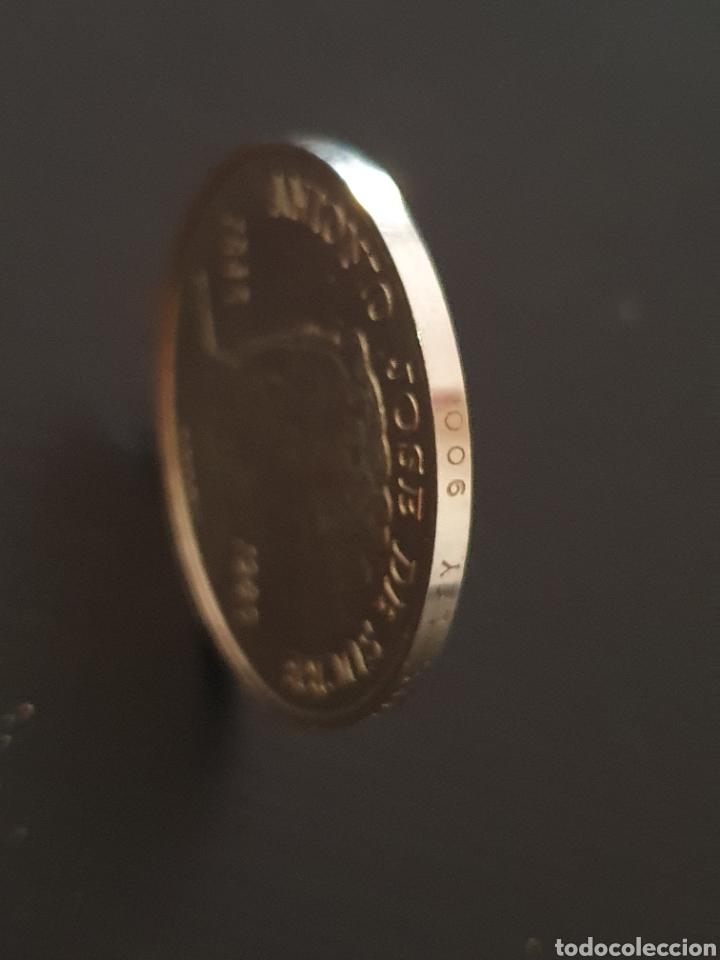 Monedas antiguas de América: Moneda conmerativa de los 150 años de la muerte de Sucre. Envío certificado solamente. 6€ - Foto 4 - 209955846