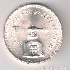 Monedas antiguas de América: MONEDA DE UNA ONZA TROY DE MÉJICO DE 1979. PLATA. SIN CIRCULAR- (ME345). Lote 263728905