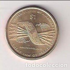 Monedas antiguas de América: MONEDA DE 1 DÓLAR (SACAJAWEA) DE ESTADOS UNIDOS DE 2010-D. SIN CIRCULAR. (ME215). Lote 263752825
