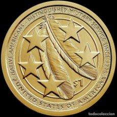 Monedas antiguas de América: USA 2021 1 DOLAR NATIVO AMERICANO D. Lote 263756955