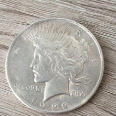 Monedas antiguas de América: USA DOLAR DE PLATA TIPO PAZ 1922. Lote 266361358