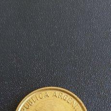 Monedas antiguas de América: MONEDA ARGENTINA CONMEMORATIVA AÑO 1997 EVA DUARTE DE PERON. Lote 267655984
