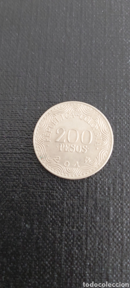 Monedas antiguas de América: Moneda de colombia año 2014 - Foto 2 - 267656809