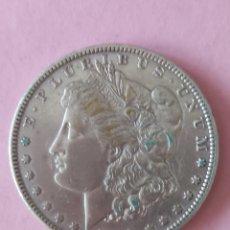 Monedas antiguas de América: 1 DÓLAR ESTADOS UNIDOS 1889. Lote 267816034