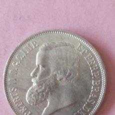 Monedas antiguas de América: 2000 REÍS BRASIL 1889. Lote 267819529