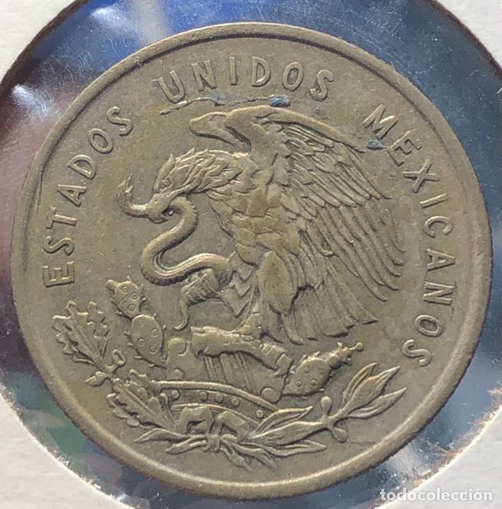Monedas antiguas de América: México KM449. 50 Centavos 1950 Plata - Foto 2 - 268476279