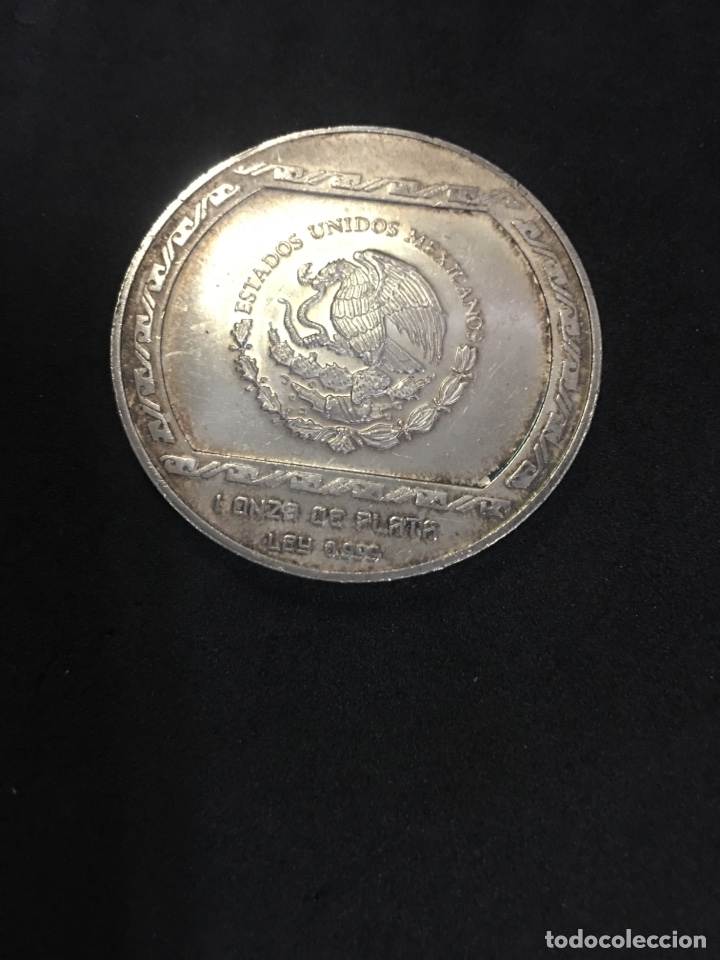 Monedas antiguas de América: Nuevos Pesos (Carita sonriente) - Foto 2 - 268716544