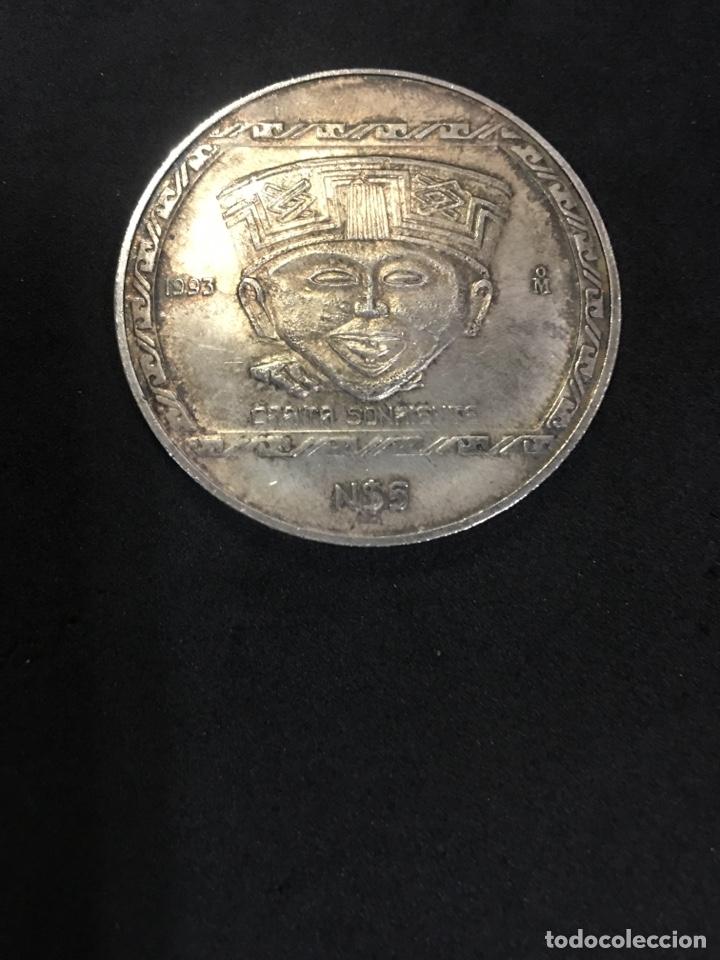 NUEVOS PESOS (CARITA SONRIENTE) (Numismática - Extranjeras - América)