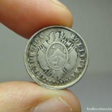 Monedas antiguas de América: 5 CENTAVOS. PLATA. REP. BOLIVIANA - POTOSÍ - 1883. Lote 269152203