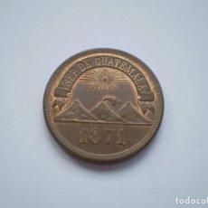 Monedas antiguas de América: 36SCD14 GUATEMALA 1 CENTAVO 1871. Lote 269171898