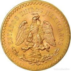 Monedas antiguas de América: [#863609] MONEDA, MÉXICO, 50 PESOS, 1947, MEXICO CITY, EBC+, ORO, KM:481. Lote 269171943