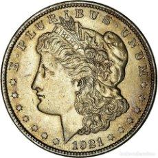 Monedas antiguas de América: [#486685] MONEDA, ESTADOS UNIDOS, MORGAN DOLLAR, DOLLAR, 1921, U.S. MINT, PHILADELPHIA. Lote 269179023