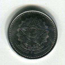 Monedas antiguas de América: BRASIL 1 (UN) CRUZADO AÑO 1988. Lote 271666563