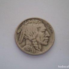 Monedas antiguas de América: 36SCF15 USA BUFFALO NICKEL 5 CENTAVOS 1925 FILADELFIA. Lote 273993373