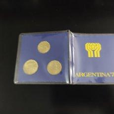 Monedas antiguas de América: MONEDAS MUNDIAL ARGENTINA 78. Lote 274212958